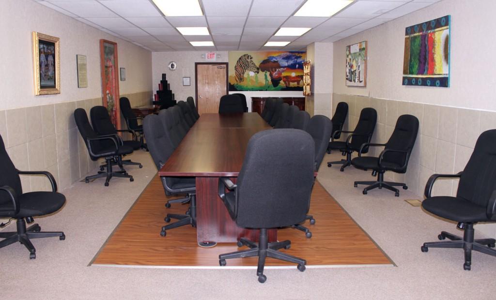 Remodled Kelsey Conference Room