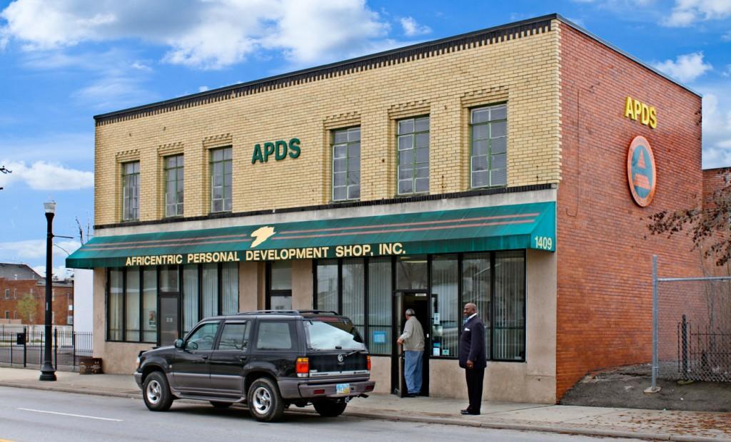 APDS:outside