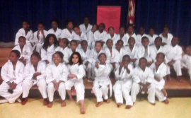Karate-Class